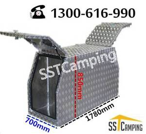 Heavy Duty Gull Wing Canopy L1780*W700*H850 SST Camping Toolbox! Clayton Monash Area Preview