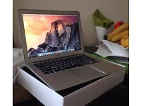 """Apple MacBook Air 13"""" 2012 1.8ghz Core i5 4gb Ram Excellent Condition"""