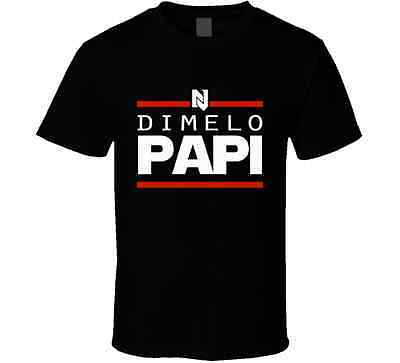 Dimelo Papi Nicky Dj Jam Regueton Music Reggaeton Black T Shirt Clothing New