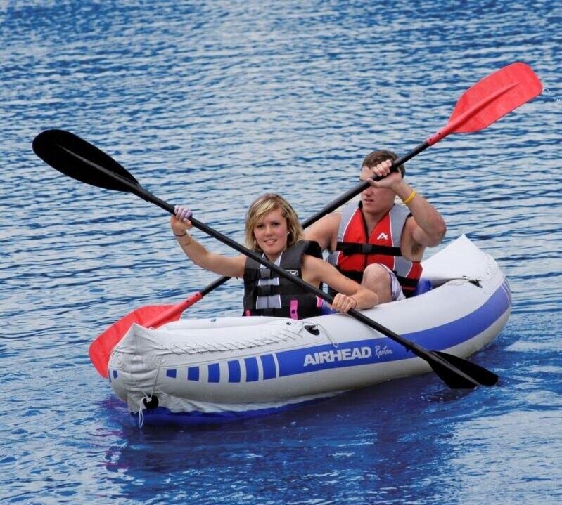 Airhead Roatan Double Rider River Lake Water Lightweight Tra