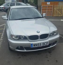 BMW 320 CD SE SILVER
