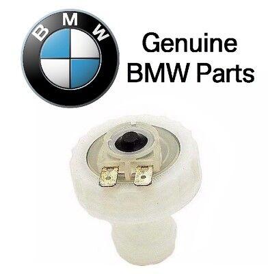 For BMW E30 325 325e 325es Brake Fluid Reservoir Cap w/ Warning Switch Genuine ()
