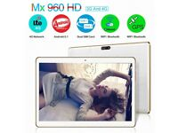 10Inch phablet 3G Phone Call tablet pc android 5.1 2G+32G MTK8383 Octa core