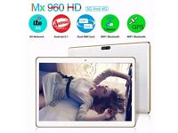 "10""3G phone call tablet android 5.1 Octa core Mtk 2gb+32gb Dual Sim 2560*1600"