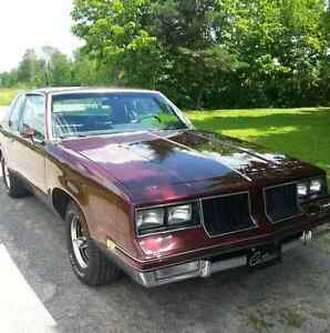 85 Oldsmobile Cutlass