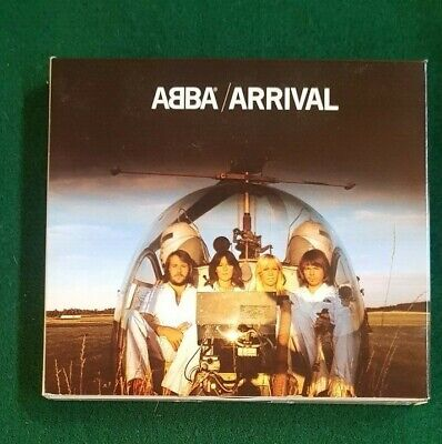 ABBA - CD  ARRIVAL Delux Edition 2cd booklet