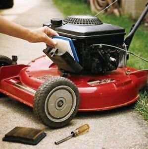 Lawnmower repair and tuneup 4167108858