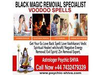 Black Magic/Voodoo/Witchcraft/Negative/Evil Spirit/Zin/Job/Wife&Husband/Ex Love Back All Problems UK