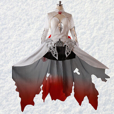 SINoalice Snow White vampire Vampir gothic lolita Cosplay costume Kostüm Kleid ()