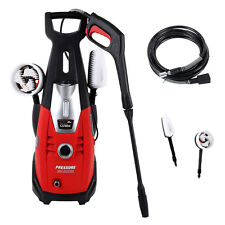 LUMIK High Pressure Washer Electric Water Cleaner 2800W 630L/H Hose Cleaning