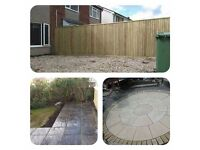 Landscaping and fencing services