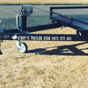 $$ CAR TRAILER FOR HIRE $$ Ipswich Ipswich City Preview