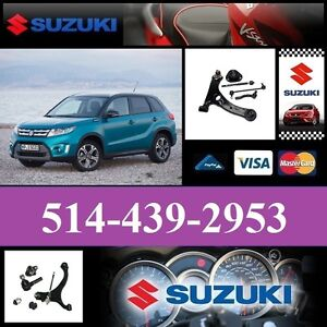 Suzuki Grand Vitara ► Bras Suspension et Rotules • Control Arms