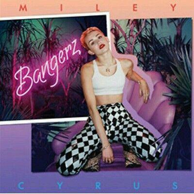 Miley Cyrus Bangerz Deluxe Version Ltd Cd Sticker We Cant Stop Sticker Explicit