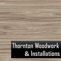 Custom woodwork and installation