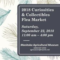 2018 Curiosities & Collectibles Flea Market