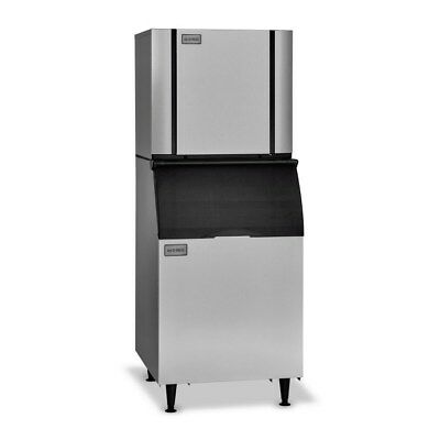 Ice-o-matic 30 Elevation Series 922lb Half Cube Air-cooled Ice Machine