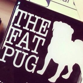 Head Chef at the Fat Pug Immediate Start
