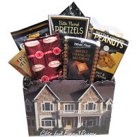 Realtor New Home Closing Gift Baskets