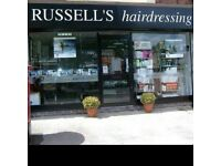 HAIRDRESSERS AND BARBERS REQUIRED. FULL AND PART TIME VACANCIES.