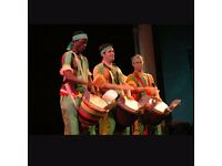 African drum/conga player required for a Jazz/R&B project