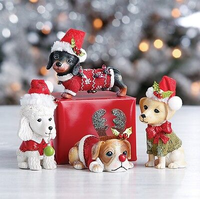 3520022 RAZ Dog in Christmas Ugly Sweater Ornament Pet Best Friend Puppy Love