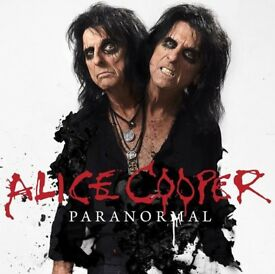 Alice Cooper Live at the SSE Hydro