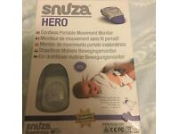 Snuza HERO baby Nappy alarm (In used but excellent condition) RRP £59.99