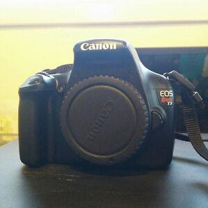 Canon T3 with Yongnuo 50mm lens