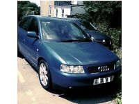 Audi A3 1.8 Turbo low miles