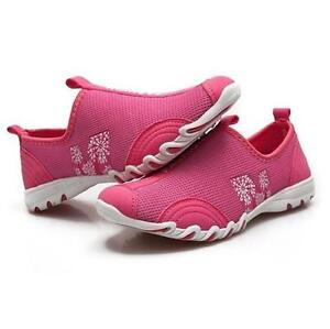 Women Ventilate Casual Gym Walking Slip on Tennis Athletic Shoes New Coming