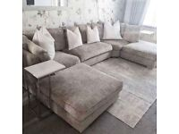 🚛SUPER OFFER 🔥BRAND NEW STYLISH U-SHAPE SOFAS!!!!AVAILABLE IN DIFFERENT COLOURS😍
