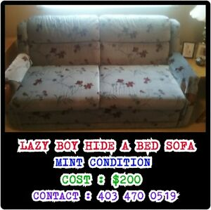 Hide a bed buy or sell a couch or futon in calgary for Sofa bed kijiji calgary