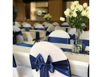 Chair Covers and Wedding Decoration Hire