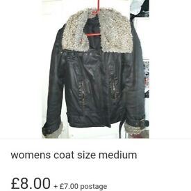 Womens coat size medium