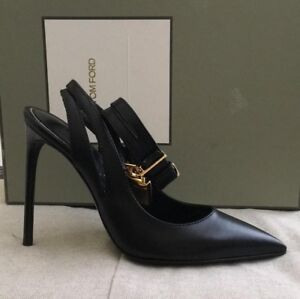 Worn Once Tom Ford Closed Toe Heels