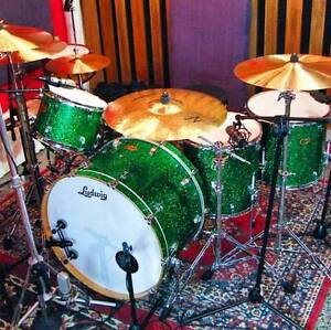 2010 Ludwig Centennial 'Zep Set' Drumkit Shells Fortitude Valley Brisbane North East Preview