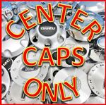 Center Caps Only