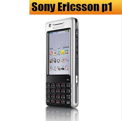 Original Sony Ericsson P1 P1i Cell Phone GSM 900 / 1800 / 1900 3.15MP Camera (Sony P1i)