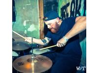 Professional Session Drummer