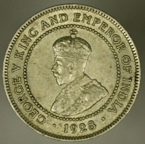 Jamaica Penny 1928  UNC  A1455