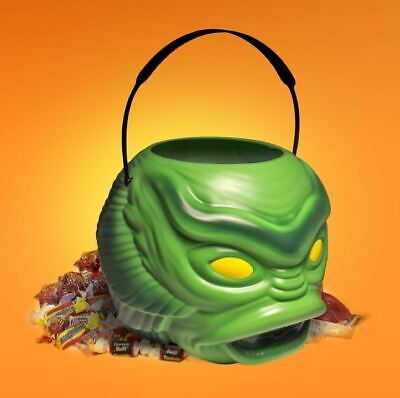 Universal Monsters Creature Black Lagoon Candy Bucket Eimer - Halloween Candy Eimer