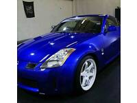Nissan 350z Japanese import swap jeep wrangler