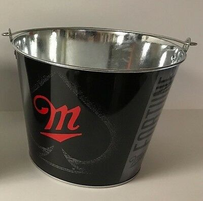 Miller Fortune BEER 5 quart Ice Bucket ~ Attention Millers ~ ONE (1) ~ NEW & F/S
