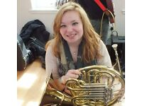 Brass Lessons - Specialising in the French Horn