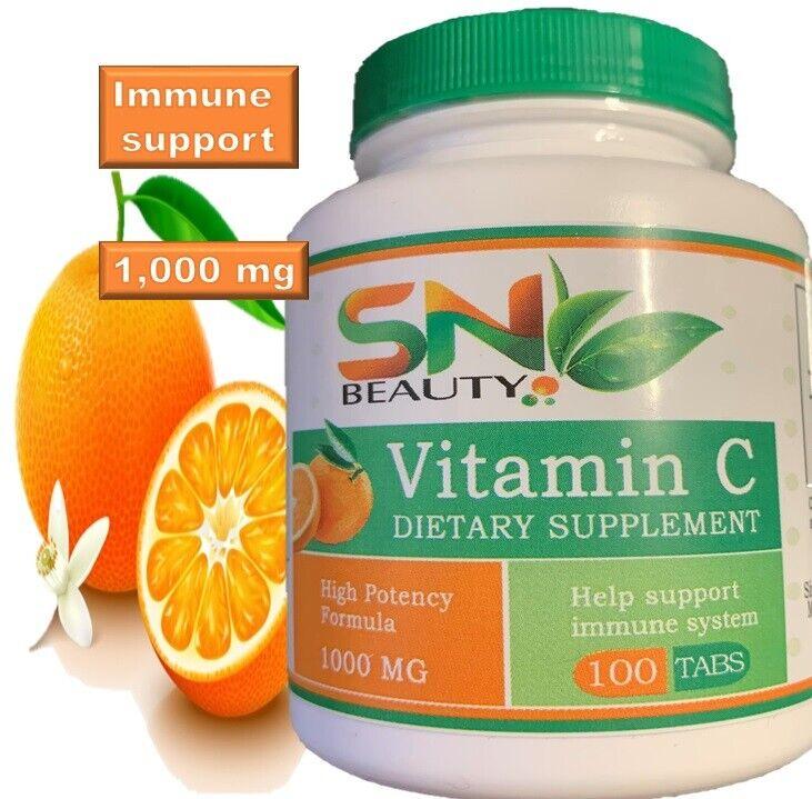 Elderberry High Absorption VEGGY CAPS & Vitamin C Immune Support Supplement 1000 7