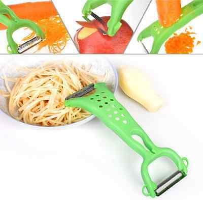 Vegetable Fruit Peeler Parer Julienne Cutter Slicer ...