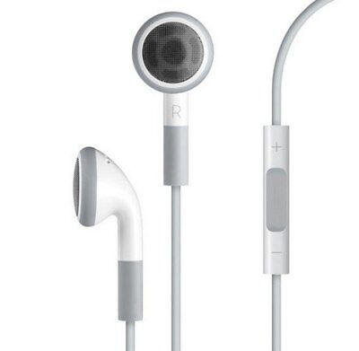 New Handsfree Mic Earpods Headphones Earbuds for Apple iPhone 4 for sale  Shipping to India