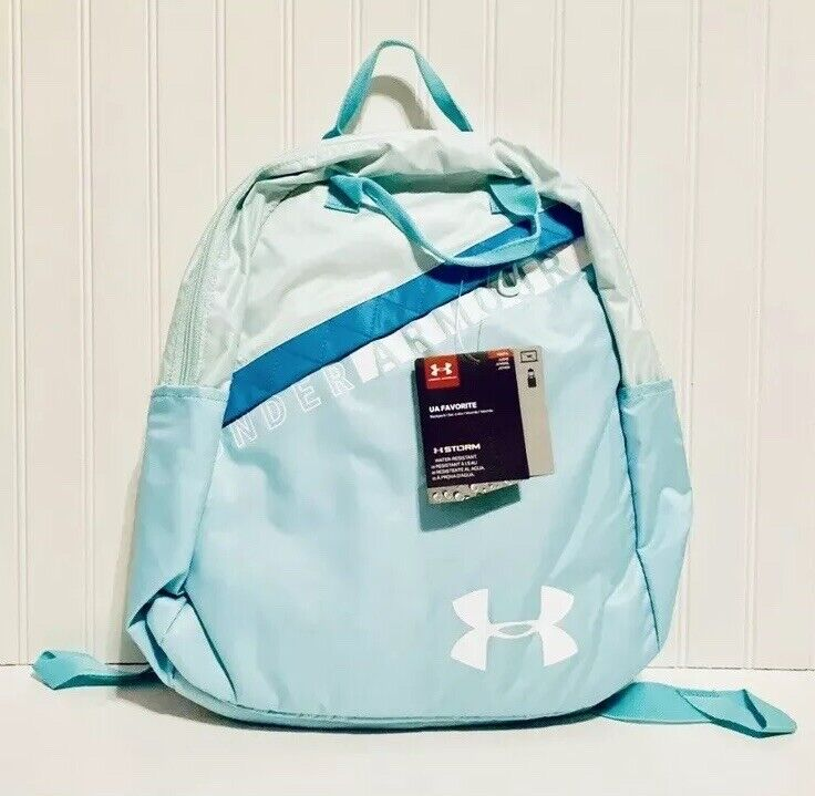 NWT Under Armour UA Favorite 3.0 Backpack Tropical Teal