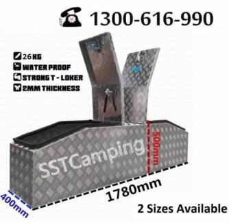 Hot! Heavy Duty Gull Wing L1780*W400*H500 SST Camping Toolbox